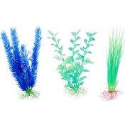 Imag Medium Fluorescent Plastic Plant Decoration