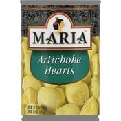 Maria Artichoke, Hearts