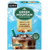 Green Mountain Coffee Roasters Brew Over Ice Vanilla Caramel K-Cup Pods