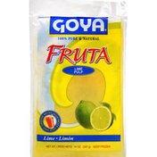 Goya Lime Fruit Pulp