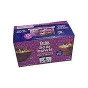 Dole ACAI BLEND WITH FRUIT & GRANOLA acai bowls