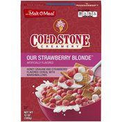 Malt-O-Meal Cold Stone Creamery Our Strawberry Blonde Cereal