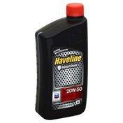 Havoline Motor Oil, SAE 20W-50