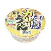 Hikari Menraku Japanese Curry Udon Noodles Soup Cup