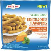 Birds Eye Broccoli and Cheese Flavored Fries