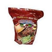Bartels Farms 80% Lean 20% 100% Grass-fed Fat Beef Patties