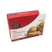 Market Pantry Mini Cheeseburgers