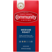 Community Coffee Medium Roast Ground Coffee