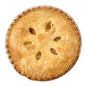 "Bon 8"" Baked Peach Pie"
