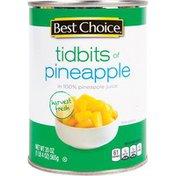 Best Choice Pineapple Tidbits
