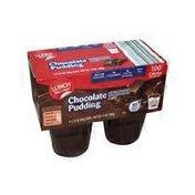 Lunch Buddies Sugar Free Chocolate Pudding Cups