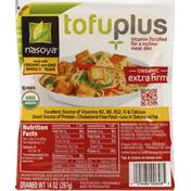 Nasoya TofuPlus, Organic, Extra Firm