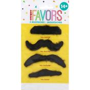 Unique Mustaches