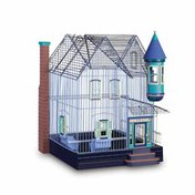 Prevue Pet Products Small Featherstone Heights Victorian Bird Cage