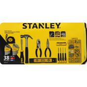 Stanley Tools Set, Hand, 38 Piece