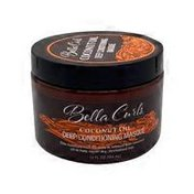 Bella Curls Coconut Oil Deep Conditioning Masque