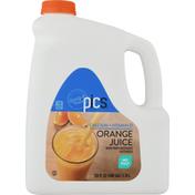 PICS 100% Juice, Orange, Calcium + Vitamin D