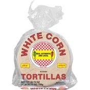 """Albuquerque Tortilla™ White Corn 6"""" Tortillas"""