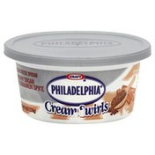 Kraft Philadelphia Cream Cheese Spread, Brown Sugar 'N Cinnamon Spice