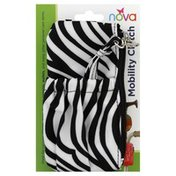 Nova Mobility Clutch, Black and White
