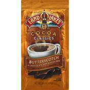 Land O Lakes Hot Cocoa Mix, Butterscotch & Chocolate