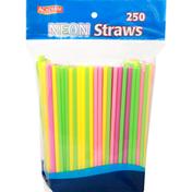Acadian Trading Straws, Neon