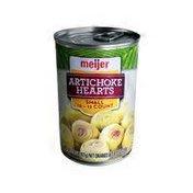 Meijer Artichoke Hearts