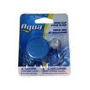 Aqua Leisure  Assorted Nose Clip & Ear Plugs With Carry Case
