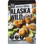 Sea Cuisine Buffalo Spiced Alaska Wild Wings