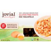 Jovial Pasta, Gluten Free, Egg Tagliatelle