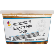 Ahold Minestrone Soup, Kettle Style