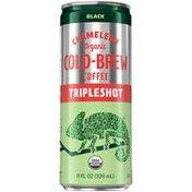 Chameleon Organic Tripleshot Black Cold Brew Coffee