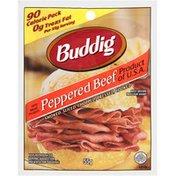 Buddig Peppered Beef