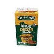 Fresh Thyme Organic Chicken Broth