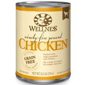 Wellness Ninety-five Percent Chicken Food For Dogs