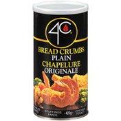 4C Foods Plain Bread Crumbs