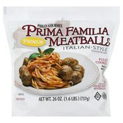 Philly-Gourmet Meatballs, Italian-Style