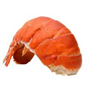 PICS Steamed Lobster Tail