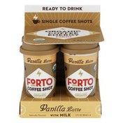 Forto Coffee Shot Vanilla Latte