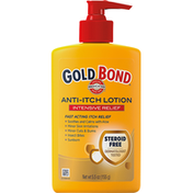 Gold Bond Lotion, Anti-Itch, Intensive Relief