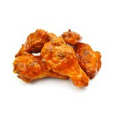 Cold Honey Breaded Chicken Wings
