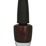 OPI Nail Lacquer, Midnight in Moscow, NL R59