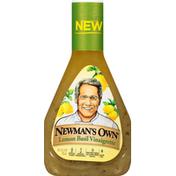 Newman's Own Vinaigrette, Lemon Basil