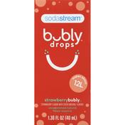 Sodastream Bubly Drops, Starwberrybubly