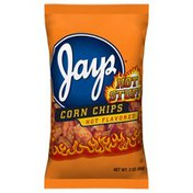 Jays® Hot Stuff Corn Chips
