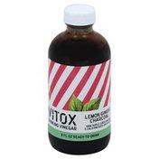 Vitox Drinking Vinegar, Lemon Ginger Charcoal