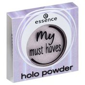 Essence Holo Powder, My Must Haves, Holo Kiss 03