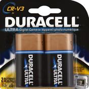 Duracell Lithium Batteries, Digital Camera, CR-V3