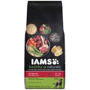 IAMS Healthy Naturals Adult with Lamb + Rice Dog Food