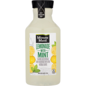 Minute Maid Lemonade with Mint